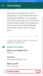 WhatsApp smart user