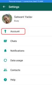 WhatsApp नंबर