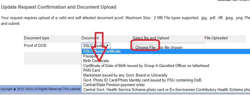 आधार कार्डकैसे अपडेट करें- http://hindipost.net