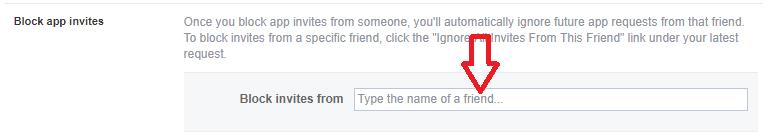 Facebook पे ब्लॉक