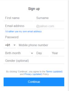 Email ID कैसे बनाये