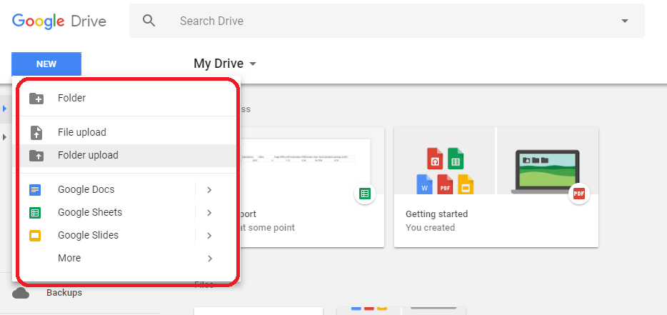 Google Drive क्या है