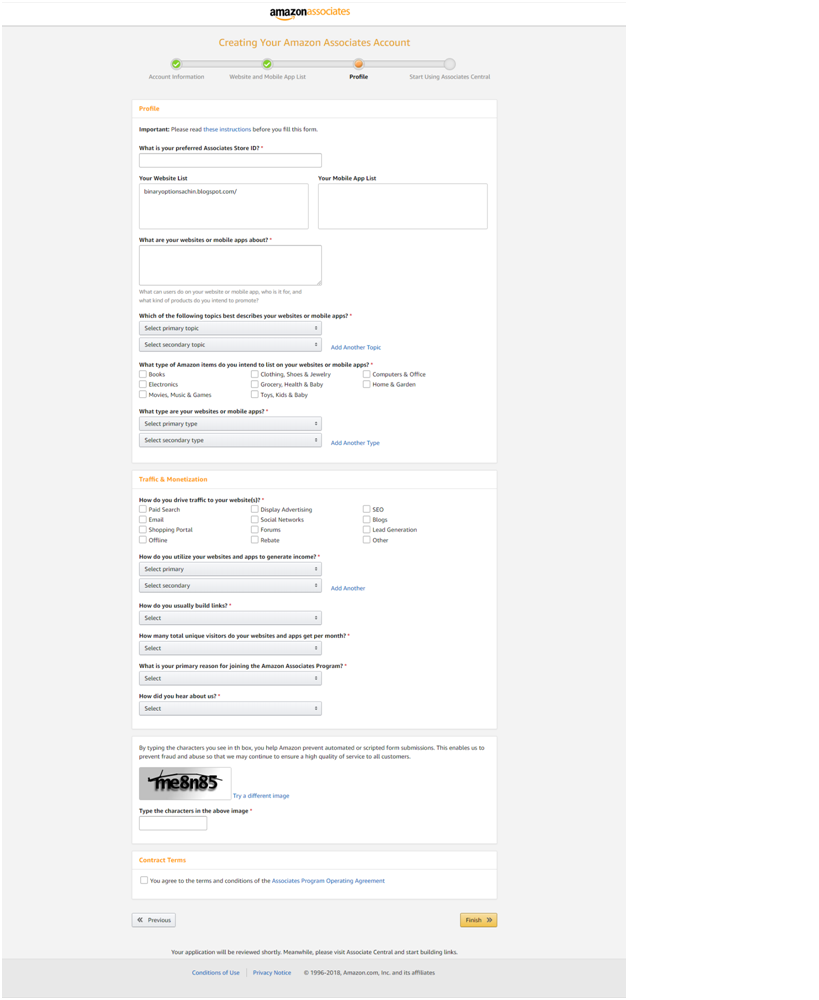 Amazon Affiliate Program क्या है, और इससे पैसे कैसे कमाये ?
