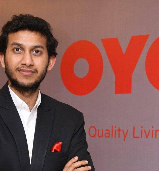 oyo rooms ka owner